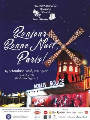 Bonjour, Bonne Nuit, Paris!
