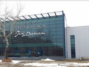 Teatrul National de Opereta si Musical Ion Dacian