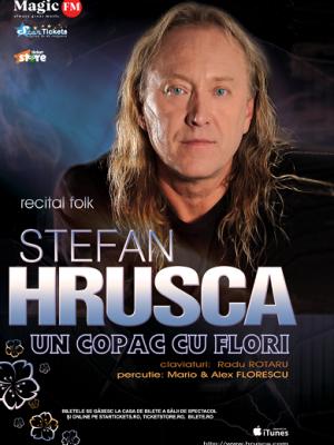 Stefan Hrusca - Un copac cu flori