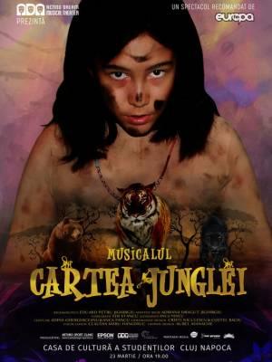 Cartea Junglei - Magia spectacolului musical