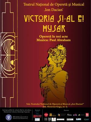 Victoria si-al ei husar
