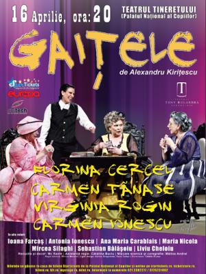Gaitele - ANULAT