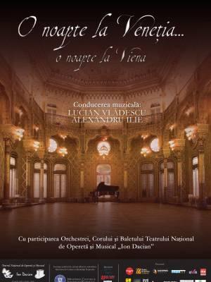 O noapte la Venetia...o noapte la Viena