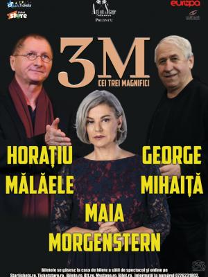 3M Cei trei Magnifici - ANULAT