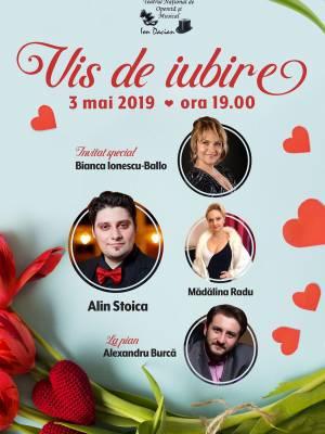 Vis De Iubire 3 Mai 2019 Teatrul National De Opereta Si Musical