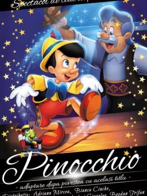 Pinocchio - Reprogramat