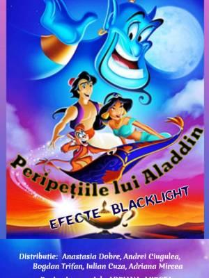 Peripetiile lui Aladdin - Reprogramat