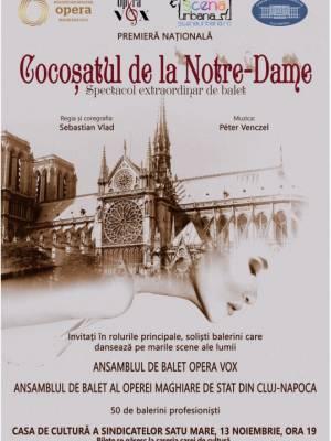 COCOSATUL DE LA NOTRE DAME - Balet