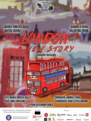 London a new story - ANULAT