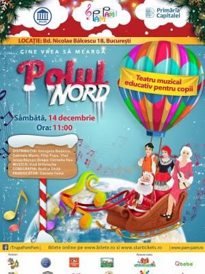 Cine vrea să meargă la Polul Nord?
