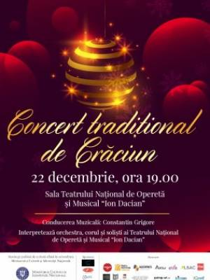 Concert traditional de Craciun