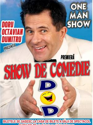 Doru Octavian Dumitru - One Man Show - Reprogramat