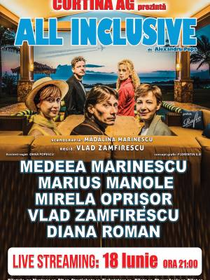 ALL INCLUSIVE - Live Streaming - Anulat