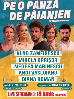 PE O PANZA DE PAIANJEN - Live Streaming - Anulat