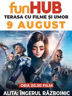 funHUB - Film: Alita: Battle Angel