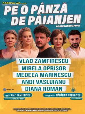 PE O PANZA DE PAIANJEN - Reprogramat 08.03 ora 20:00