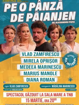 PE O PANZA DE PAIANJEN  - Reprogramat 7.06