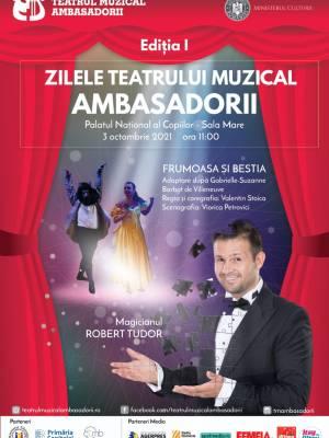 Zilele Teatrului Muzical Ambasadorii - Anulat